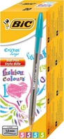Εικόνα της ΣΤΥΛΟ BIC CRISTAL LARGE FASHION COLORS 1,6mm