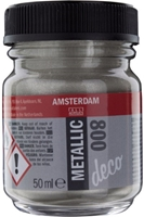 Εικόνα της ΧΡΩΜ.DECORFIN AMSTERDAM METALLIC 50ml
