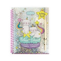Εικόνα της ΒΙΒΛΙΟ TREND 950758 CATICORN ACTIVITY BOOK 15x18,5cm